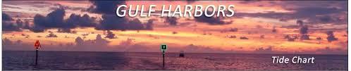Tide Chart New Port Richey Gulf Harbors Tide Chart New Port Richey Pasco County
