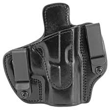tagua 1836 series leather iwb owb holster glock 19 23 32 most 4 double stack for