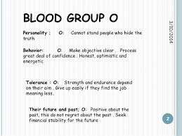 Blood Type Meaning Eat According To Your Blood Type Chart