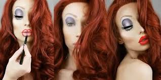 watching this makeup artist turn herself into jessica rabbit will leave you breathless