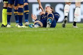 Zaniolo, infortunio al ginocchio e lacrime durante Roma ...