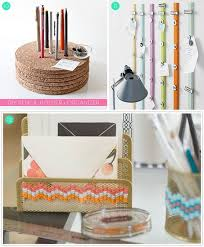 Office diy projects Office Organization Pinterest Roundup 15 Diy Office Storage And Organization Ideas Curbly With Diy Prepare 19 Nepinetworkorg Top 40 Tricks And Diy Projects To Organize Your Office Intended For