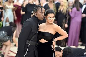 kylie jenner teases new travis scott song in makeup promo