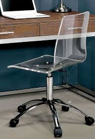 Image Acrylic Makeup Tilly Acrylic Office Chair Blueprint Furniture Tilly Acrylic Office Chair Home Office Furniture Office