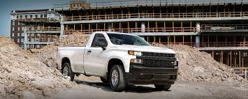 2020 Chevy 3500 Towing Capacity Chart 2020 Chevy Silverado 1500 Work Truck Commercial