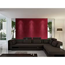 circle design 3d glue on wall panel box of 10 26 67sqft