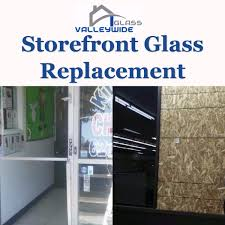 commercial glass doors and windows
