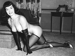 Classic Pussy Bettie Page