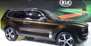 2018 kia telluride price. simple telluride the telluride is expected to become their new sevenseat crossover while  the sorento will remain five seats upmarket model which be sold above  to 2018 kia telluride price