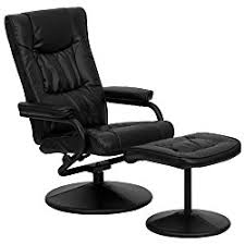office recliner chair. Flash Furniture Is A Very Well Known Brand In Recliner Office Chairs. BT-7862-BK-GG Consists Of And Ottoman Set Has An Elegant Look! Chair