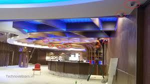 Lắp đặt hệ thống Camera giám sát tại Casino Cần Thơ