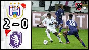RSC Anderlecht 2 - 0 K Beerschot VA | Samenvatting | Jupiler Pro League -  YouTube
