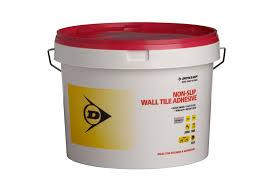 image dunlop non slip wall tile adhesive