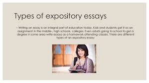 how to write an expository essay 8 types of expository essays