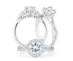 Diamond Ring Chart Engagement Ring Guide Brilliant Earth