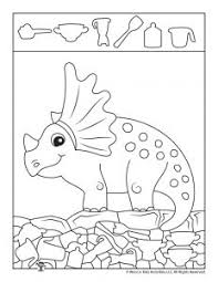 Including disney movie coloring pictures and kids favorite cartoon characters like tinkerbell and all of the. Dinosaur Hidden Pictures Activity Printables Woo Jr Kids Activities