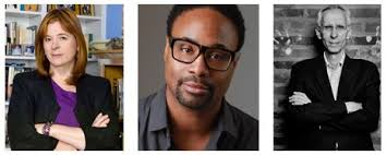 Theresa Rebeck, Billy Porter, and David Ives will be producing new plays at Primary Stages this season. - playwrights1415season