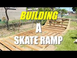 BACKYARD SKATEPARK SURPRISE  YouTubeHow To Build A Skatepark In Your Backyard
