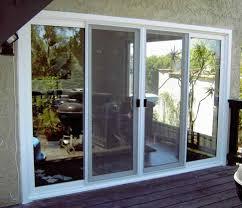 Patio : Patio Door With Side Windows Stacking Patio Doors Replace ...