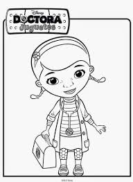 Coloring Pages Of Doc Mcstuffins - Laura Williams