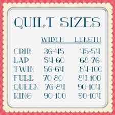 Charts - quilt size chart from Sassy Quilter- go to her site for ... & Charts - quilt size chart from Sassy Quilter- go to her site for more charts Adamdwight.com