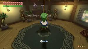 the legend of zelda the wind waker we collected this much earlier in the walkthrough but if you have yet to get it visit mrs marie on windfall island