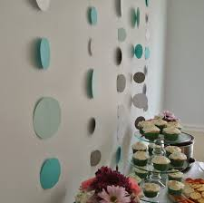 Turquoise Baby Shower Decorations Baby Shower Decorations Easy To Make Henol Decoration Ideas