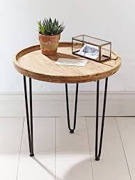 round wooden bedside tables small round side table elegant 3 leg round side table 92 towards