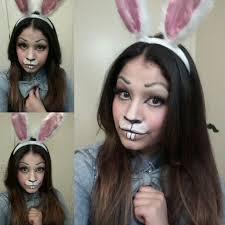 bunny makeup makeup