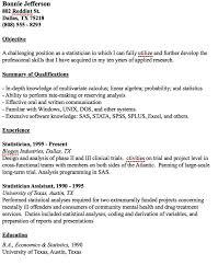 Example Statistician Resume - http://resumesdesign.com/example-statistician- resume/ | FREE RESUME SAMPLE | Pinterest | Free resume samples