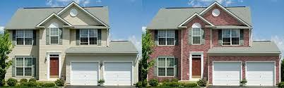 user our visualizer to choose your brick veneer style brick veneer siding o79