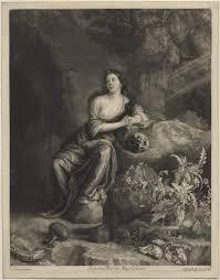 Magdalena Smith, John; printmaker; British printmaker and publisher,  1652-1742 | María magdalena, Magdalena, Museos