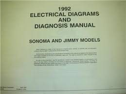 1992 gmc sonoma electrical diagrams van service manual we are also selling woodworking and metalworking hardware graphite carburetors business closeouts and much more check out our store to some of the