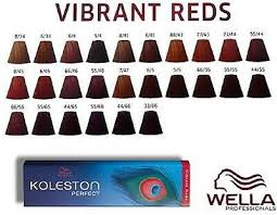 Wella Koleston Perfect Permanent Hair Colour Dye Hair Color