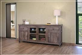 GREENVIEW WEATHERED GRAY TV STAND 80 INCH Regarding Inch Tv Console Plan 4 Tv Stand Inches Wide14