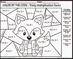 Small Picture Best 25 Math coloring worksheets ideas on Pinterest First grade