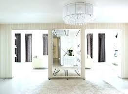big modern wall mirrors large white mirror clocks clock