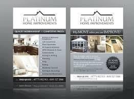Home Improvement Business Cards Sample Kguru