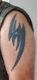 Jin Kazama Tattoo Real Tattoo Wow