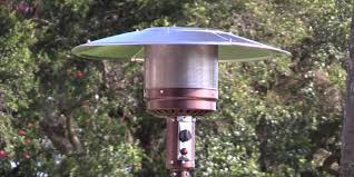 fire sense 60485 commercial patio heater in the use