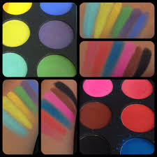 ofra cosmetics bright addictions palette swatches gorg use code pinner for 30