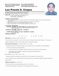 Resume Format For Bpo Jobs Fresh Call Center Resume Template JOSHHUTCHERSON 9