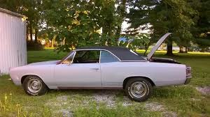 Chevrolet Chevelle In Indiana For Sale ▷ Used Cars On Buysellsearch
