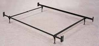 Black Metal Twin or Full Size Bed Frame Steal A Sofa Furniture
