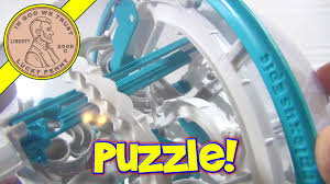 ball maze. perplexus epic puzzle ball maze game, plasmart - level 8 difficulty youtube