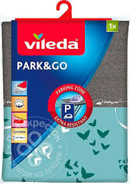 Купить Чехол <b>Vileda</b> Парк энд Гоу для гладильной доски с ...