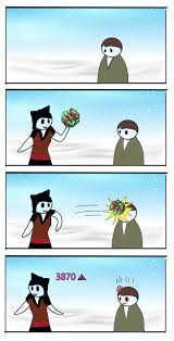 Farming Karma In Wintersday Be Like Imgur