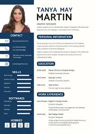 Digital Resume Template Free Professional Resume And CV Template In PSD MS Word Publisher 5