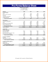 7 pro forma income statement template registration statement 2017 pro forma income statement template pro forma income statement example 356771 png