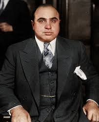 al capone jpg the table